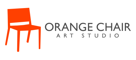 Orange Chair Art Studio